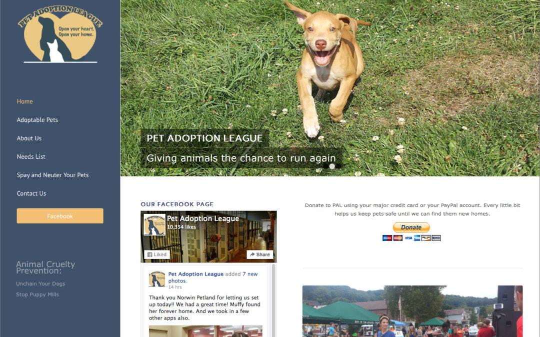 Pet Adoption League