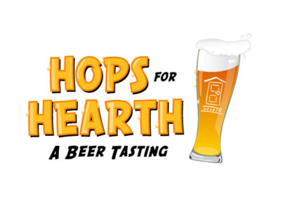 Hops for HEARTH event logo
