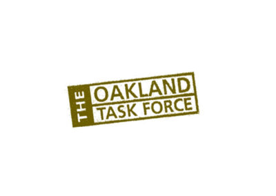 Oakland Task Force - project logo