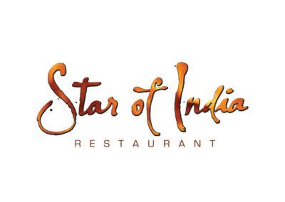 Star of India Restaurant - logo idea