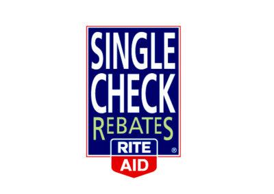 Rite Aid Single Check Rebates program logo