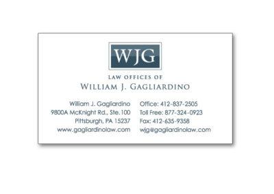 William J. Gagliardino