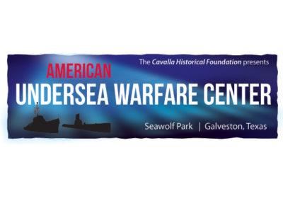American Undersea Warfare Center in Galveston, Tx