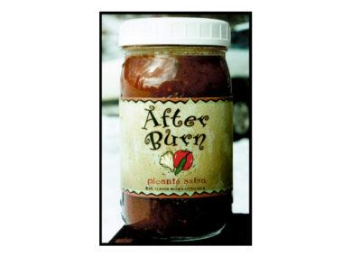 After Burn - homemade salsa