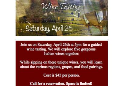 Wine-Bar-email-blast-Italian-Tasting