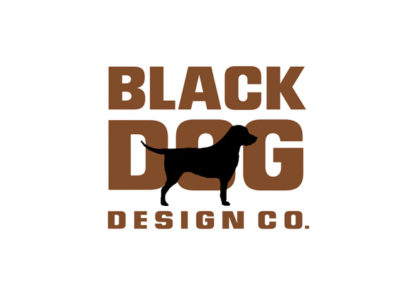 Black Dog Design Company - personal logo