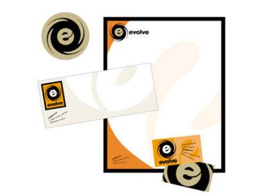 Evolve - team identity idea at Marc Advertising