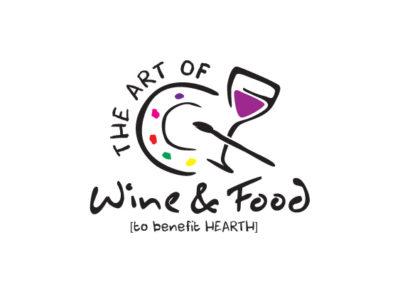 HEARTH Wine & Food logo update