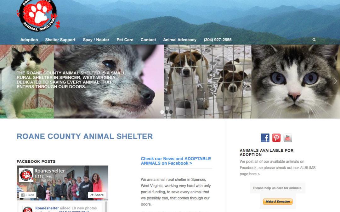 Roane Co. Animal Shelter