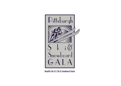 Pittsburgh Ski & Snowboard Gala event logo