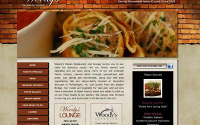 Woody's Italian Restaurant
