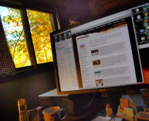 office-in-fall