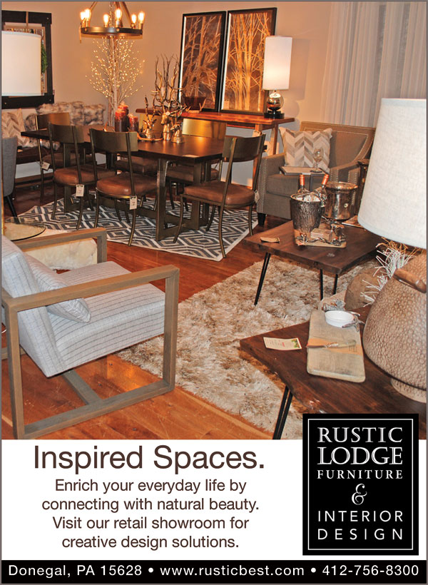 Ad For Rustic Lodge Furniture